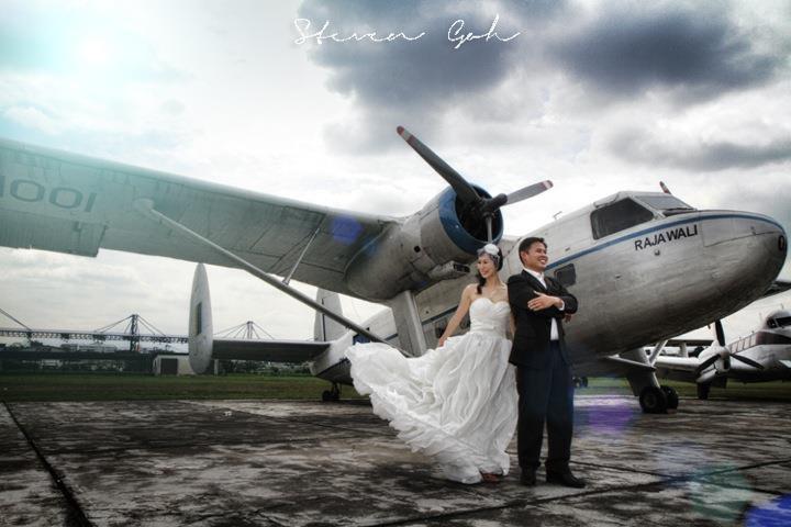 Pre Wedding: Victor & Pi Chuey